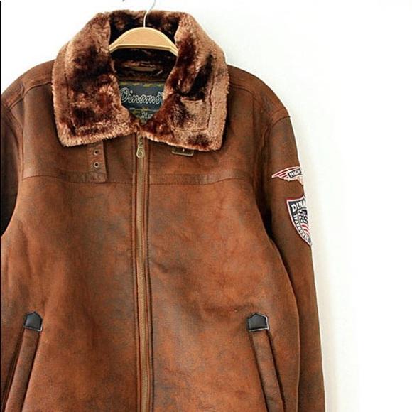 3ed4bbfcf31 Custom Made Sheep Skin Fur Coat